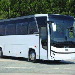 Yeni Doruk T'nin Avrupa lansmanı Busworld'de yapıldı