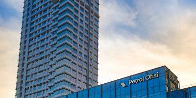 Petrol Ofisi Genel Müdürlüğü yeni binasında